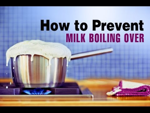 How to Prevent Milk Boiling Over | Unbelievable Kitchen Tips and Tricks | Must Watch