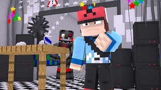 - Minecraft FNAF 6 Pizzeria Simulator LEFTY IS FOLLOWING US Minecraft Roleplay
