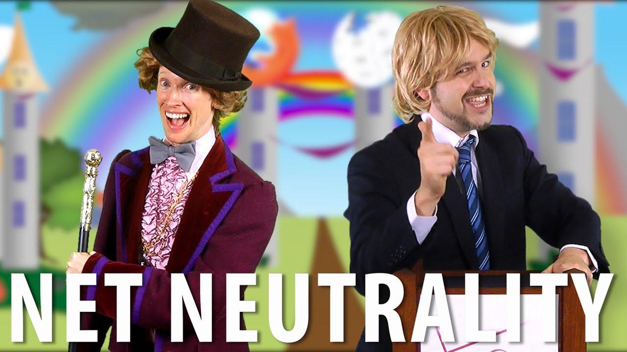 Net Neutrality [RAP NEWS 25]
