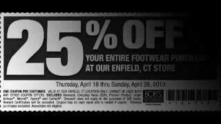 Retail coupons in store