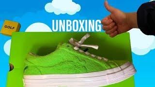 Unboxing/Review Golf Le Fleur Grinch Edition ! (Exclusive)