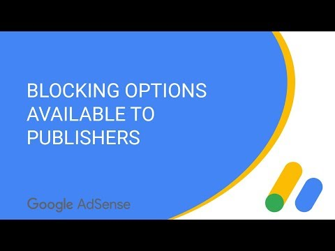Blocking options available to Publishers
