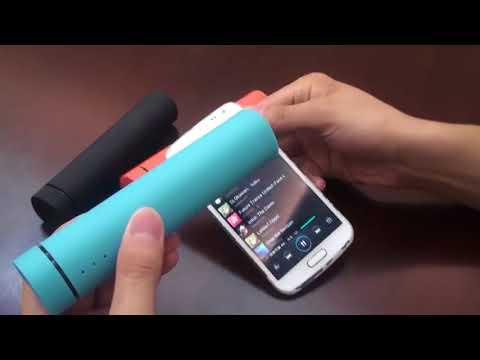 Loa Bluetooth Kiêm Sạc Dự Phòng Đa Chức Năng Power Jam 3 In 1