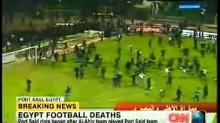 Как играют в футбол в Египте после революции