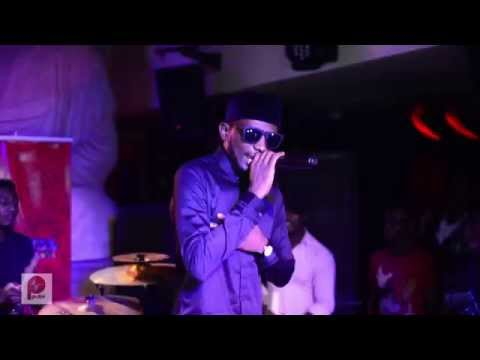 Pop Singer May D Takes The Stage At Industry Nite - Pulse TV News