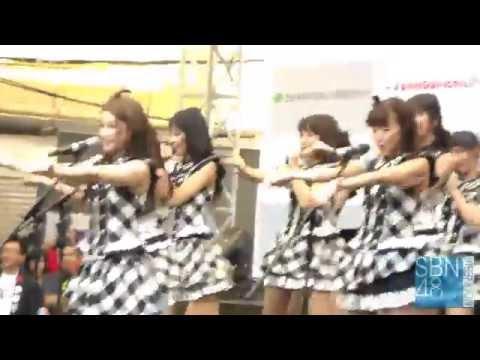 JKT48 - Flying Get at Kizuna Ekiden, Blok-M 25 Mei 2014