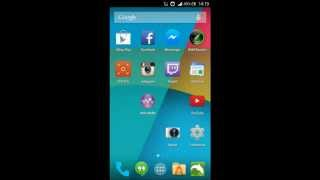 KitKat Launcher Android