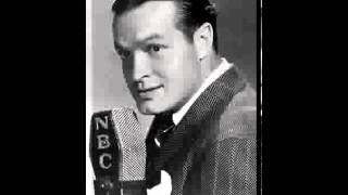 Bob Hope radio show 3/21/50 Bing Crosby / Cleveland Indians