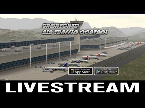 Unmatched Air Traffic Control 5.04 - (by Vector 3D Studios) - 1080p HD Live Stream