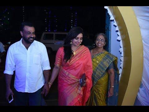 Malayalam Serial Actress Sona nair & Family