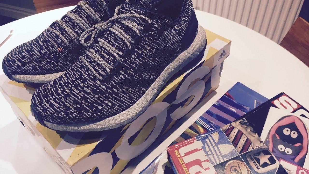 Adidas NMD Triple Black White and PureBoost after Air Max fails ... 1971ba7dc