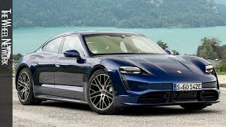 2020 Porsche Taycan Turbo | Gentian Blue Metallic