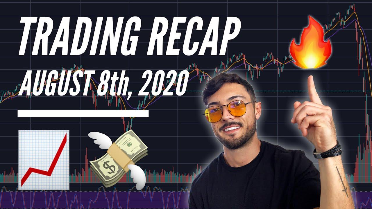 Trading Week Recap: SRNE, MRNA & Biotechs, RIOT, MARA, OSTK & Bitcoin, Crypto, Silver Stocks & SPX