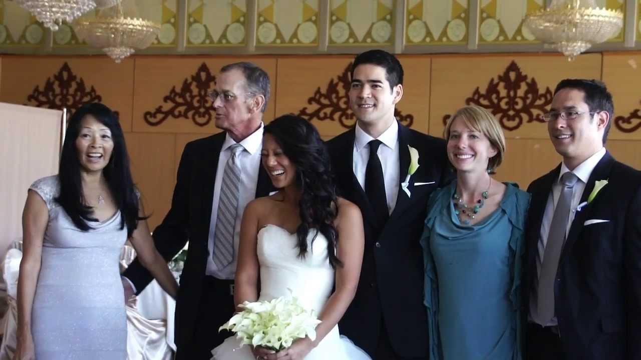 Matt Anderson wedding