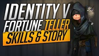 The Fortune Teller - New Survivor - Skills & Story - Identity V