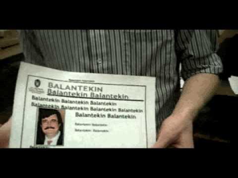 Being Baha Balantekin