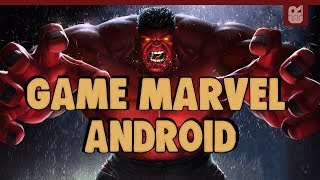 5 GAME ANDROID BERTEMA SUPERHERO MARVEL TERBAIK