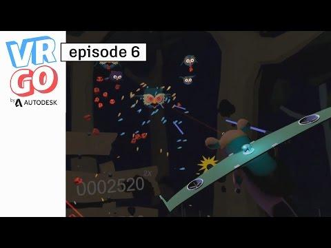 VRGO Episode 6 – Going Gold