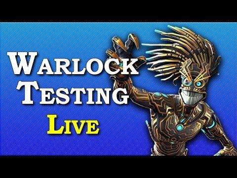 Warlock Testing | Marvel Contest of Champions Live Stream