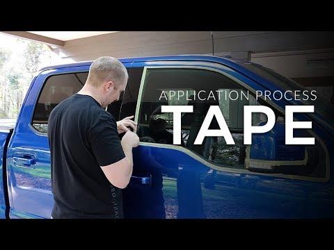 18 Raptor Correction | Protection: E5 - Taping