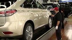 Lexus Inside Look | Genuine Collision Repair parts | Lexus of Royal Oak, Calgary, AB