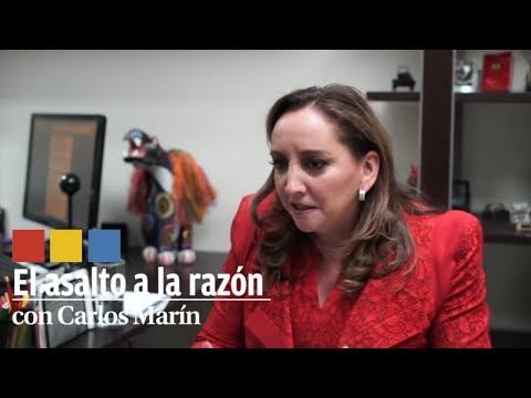 Claudia Ruiz Massieu, Dirigente nacional del PRI Parte II | El asalto a la razón