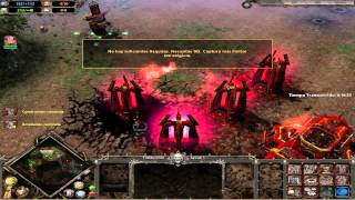Warhammer 40000 dawn of war gameplay comentado español: Marines del caos