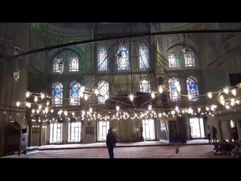 Sultan Ahmet Camii (Blue Mosque) İstanbul Turkey