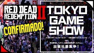 RED DEAD REDEMPTION 2 CONFIRMADO EN LA TOKYO GAME SHOW 2018!  😁 - Gameplay Español [HD]