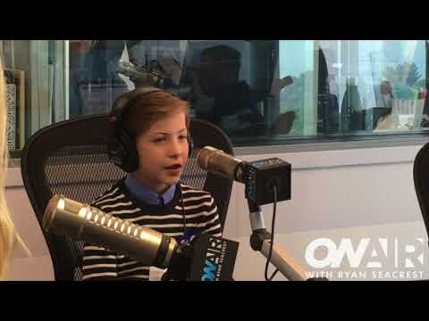 Jacob Tremblay Talks About New Movie 'Wonder'  On Air with Ryan Seacrest