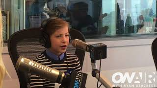 jacob tremblay talks about new movie wonder on air with ryan seacrest
