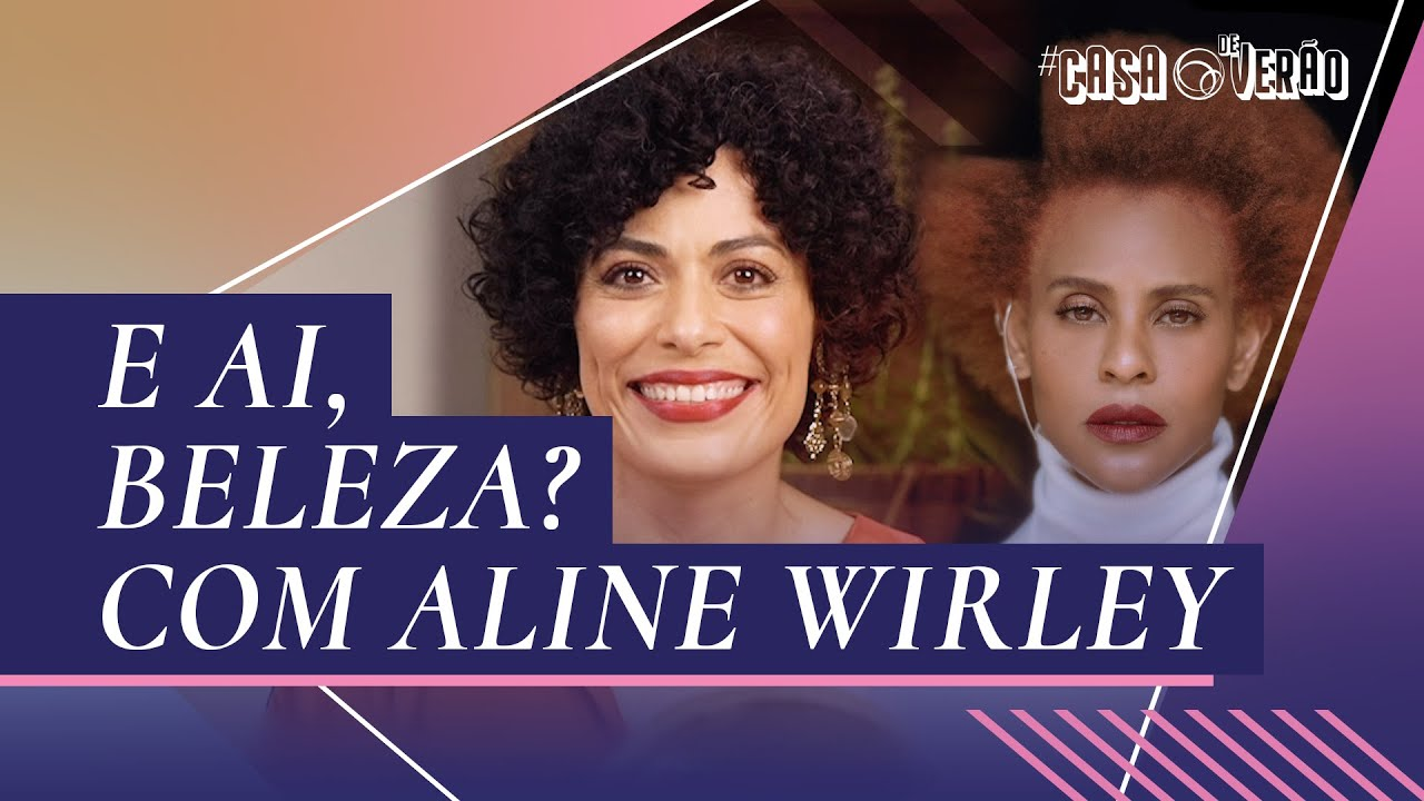 """Aline Wirley: """"No Rouge eu não entendia a importância de ser a preta ali"""""""