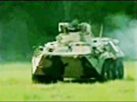 Ejército del Perú evalúa en Rusia poderosos Blindados BTR-80 , BTR-82A y Variantes