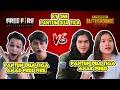 PANTUN DUA TIGA FREE FIRE VS PUBG - ALDI TV
