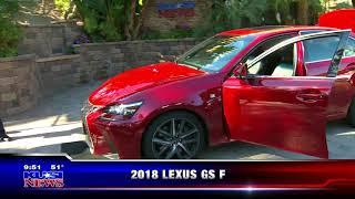 2018 Lexus GS F-Sport