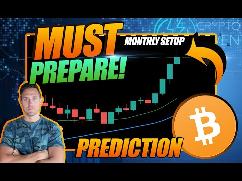 IS BITCOIN ABOUT TO CRASH? PREDICTION: MONTHLY CHART GIVES WARNING!