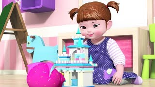 Kongsuni and Friends | Funny Little Sister | Kids Cartoon | Toy Play | Kids Movies | Videos for Kids