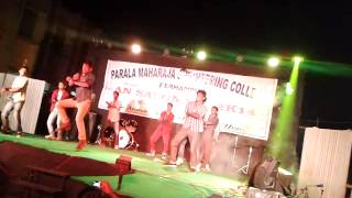 "Ghanashyam Patra and K.C. Boyzz ""1st prize""{P.M.E.C. Techfest Feb 2014}"