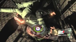 Resident Evil 6 - Gameplay Mini Walkthrough - Part 7 - BIG BOY BUS!! (Xbox 360/PS3/PC HD)