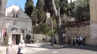 Израиль -- Иерусалим -- На территории Горненского монастыря(Домашнее видео -- День 5-й -- 16 мая 2013 г. - Израиль -- Иерусалим -- На территории Горненского монастыря - 2013.05.16..., 2013-06-29T23:12:28.000Z)