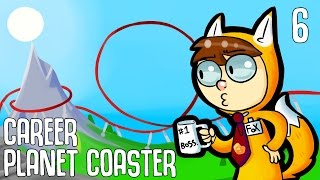 Foxman Plays: Planet Coaster (Career) - Ep. 6 - The Great Tree