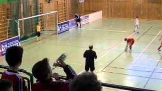 Fk Austria Wien vs. FC Bayern München im Penaltyschießen beim Int. Merklecup 2013