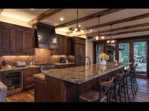 Cocinas r�sticas, muebles de cocina r�sticos con miles de ideas de decoraci�n.