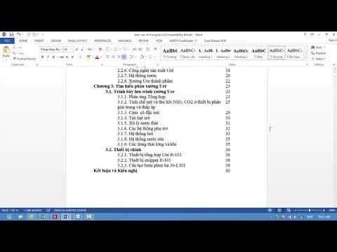 Cách Đánh Số Trang Trong Word 2013 Từ Một Trang Bất Kỳ