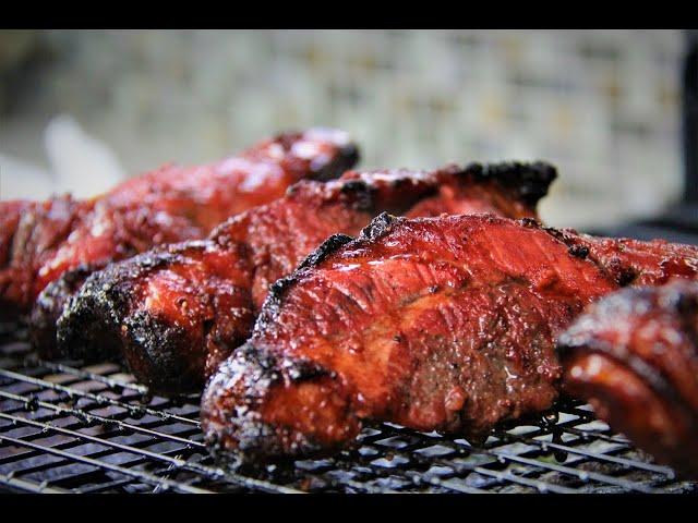 Char Siu Pork (Chinese BBQ) | CaribbenPot.com