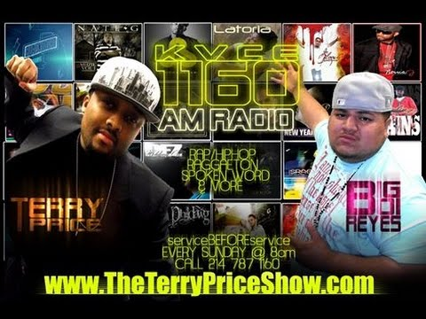 The Terry Price Show ft Pastor Perry N.Crenshaw of Grand Prairie Texas.