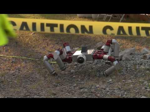 Science of Safety - Portsmouth Robotics Demonstration