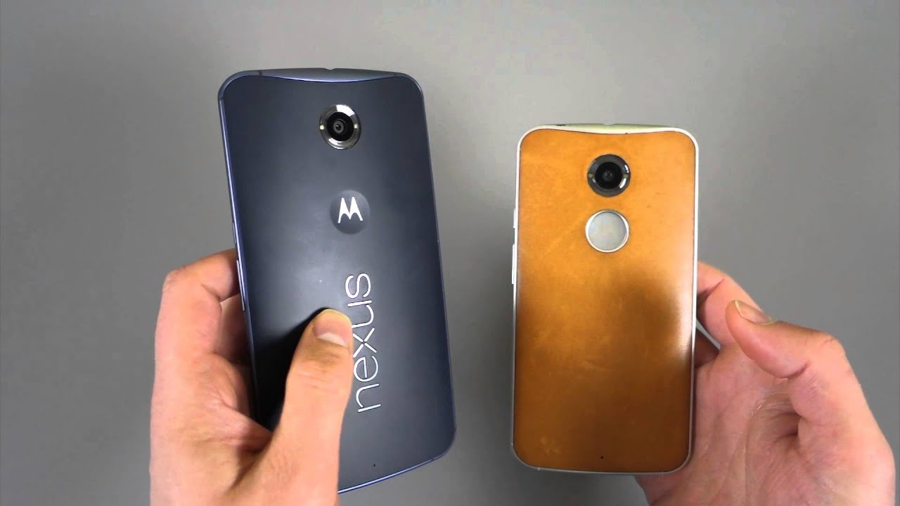 Nexus 6 vs. DROID Turbo, Moto X (2nd gen), Nexus 5, Galaxy ...