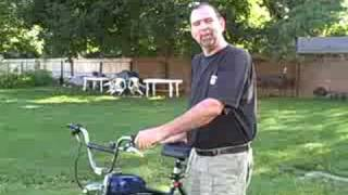4-Stroke Motorized Bicycle