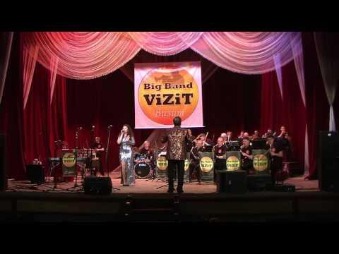 "2017.04.22 - John Farley «Can't Buy Me Love» - джаз-оркестр ""Визит"""